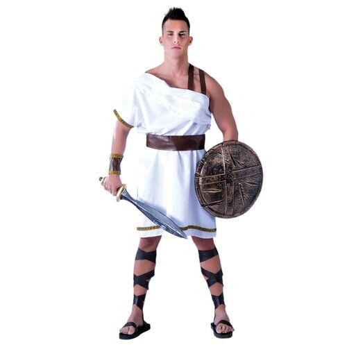 Vegaoo Kostüm Spartaner für Herren - L (52-54)