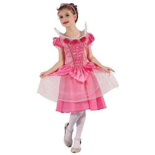 Vegaoo Kostüm Prinzessinnen Ballkleid - 122/134 (7-9 Jahre)