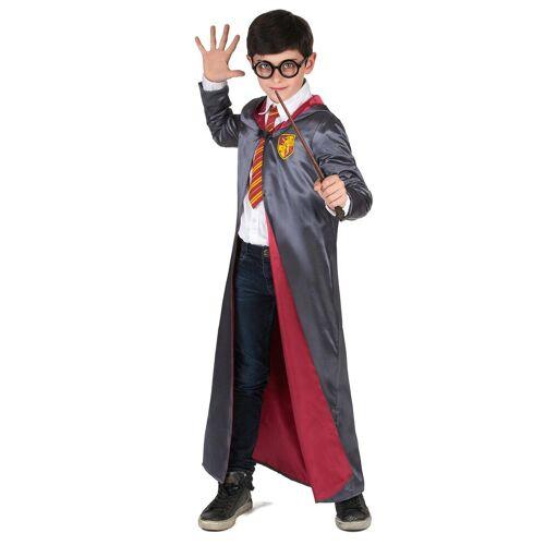 Vegaoo Kostüm Schüler für Zauberkünste für Jungen - 122/134 (7-9 Jahre)