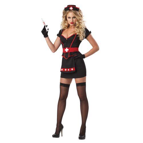 Vegaoo Verkleidung Sexy Krankenschwester für Damen - M (40/42)