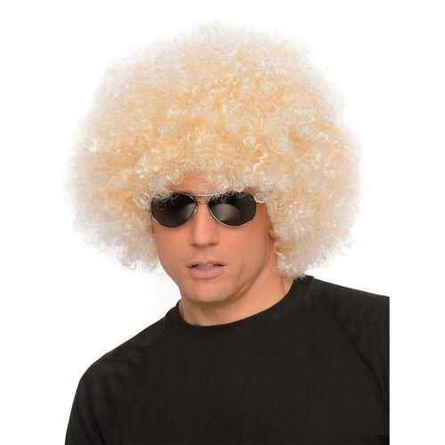 Vegaoo Riesen-Afro Perücke 70er blonde