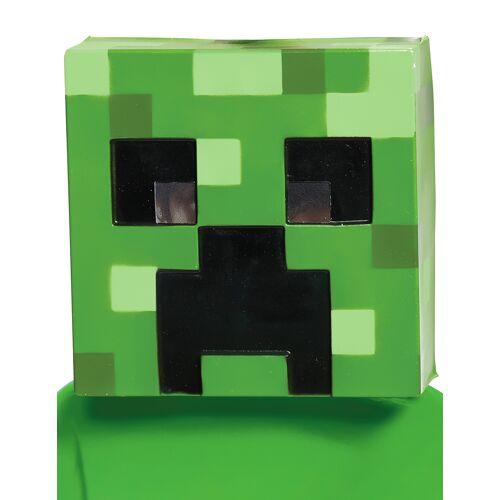 Vegaoo Maske Creeper Minecraft für Kinder