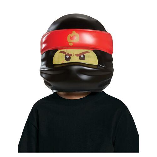Vegaoo Kai Ninjago Maske für Kinder - The Lego Ninjago Movie