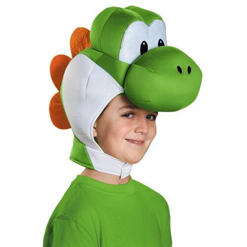 Vegaoo Yoshi Mütze für Kinder Nintendo