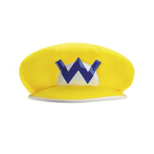 Vegaoo Wario Mütze für Kinder Nintendo