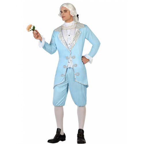 Vegaoo Barock-Prinzen-Kostüm - M / L