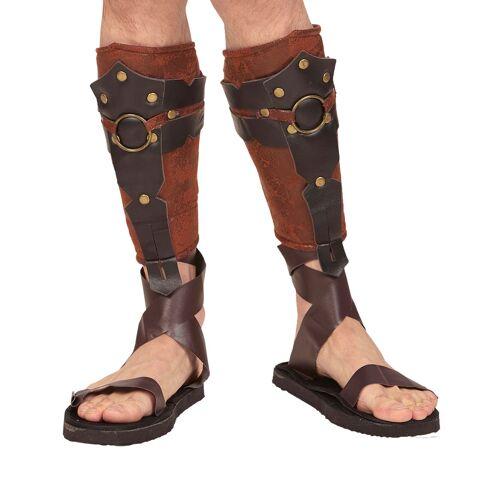 Vegaoo Wadenschoner römischer Soldaten Erwachsene