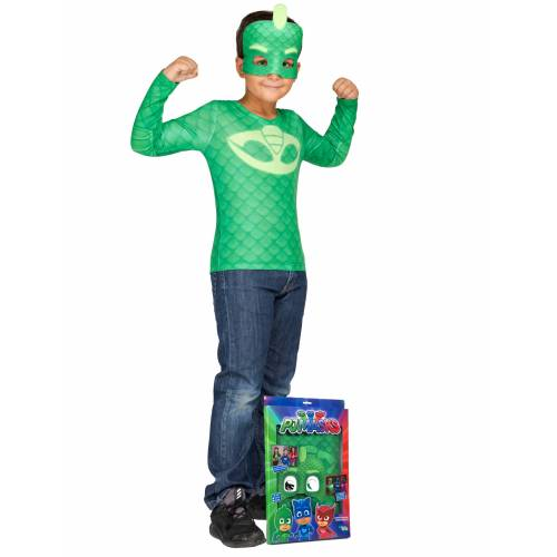 Vegaoo Greg Kostüm PJ Masks - Pyjamahelden - 98/104 (3-4 Jahre)