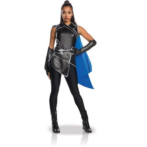 Vegaoo Walküre Luxus-Kostüm für Damen Thor Ragnarok - M