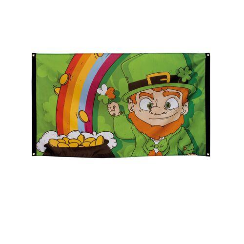 Vegaoo St. Patrick's Day Fahne 90x150 cm