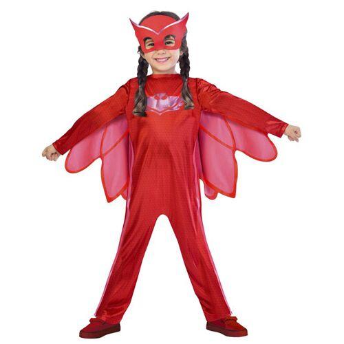 Vegaoo Amaya Kostüm für Kinder PJ Masks - 122/128 (7-8 Jahre)