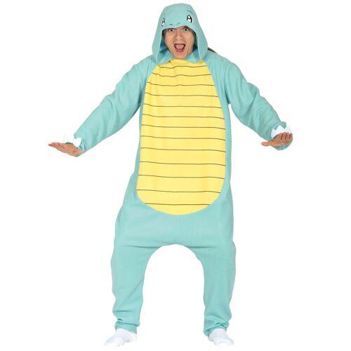 Vegaoo Kostüm Monster Schildkröte für Erwachsene