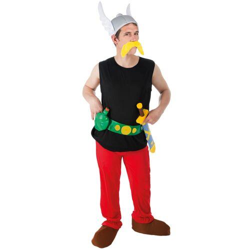 Vegaoo Asterix-Lizenzkostüm für Erwachsene bunt - XL