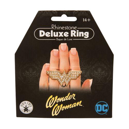 Vegaoo Wonder Woman-Ring Schmuck silber-gold