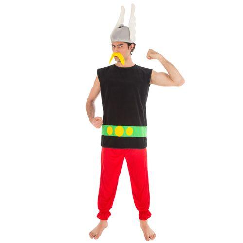 Vegaoo Asterix-Lizenz-Kostüm für Erwachsene bunt - XL
