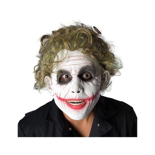 Vegaoo Joker-Perücke Film-Accessoire für Erwachsene grün