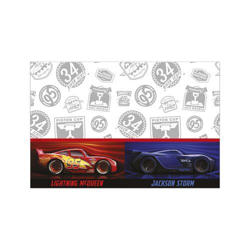 Vegaoo Cars-Tischdecke bunt 120x180cm