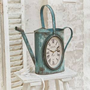 LOBERON Uhr Mayan antikblau