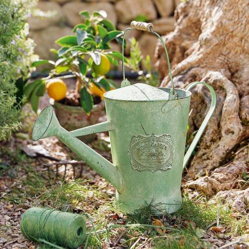 LOBERON Gießkanne Leyden grün