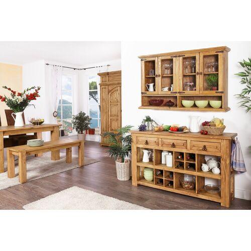 1a Direktimport Mexico Möbel Anrichte, Sideboard, Raumteiler, Pinie massiv