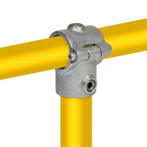 Typ_31O T-Stück aufklappbar Ø 48,3 mm