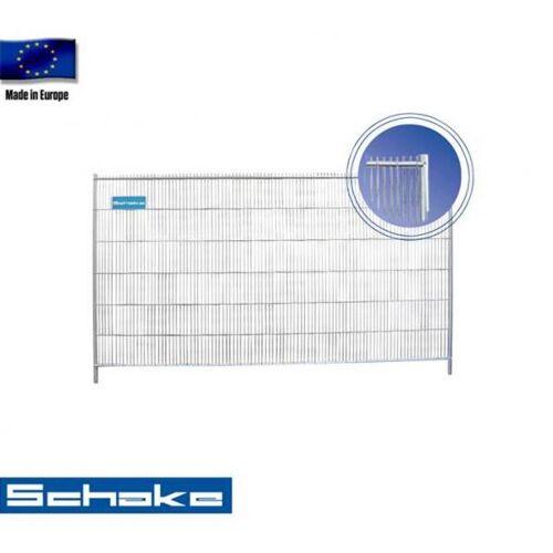 "Schake Mobilzaun / Bauzaun ""Secure"" 3,5 x 2 m"