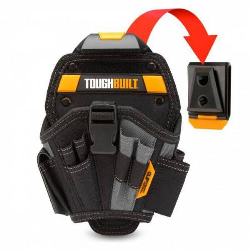 Toughbuilt CT-20-L Gürtelholster für Akkuschrauber Large