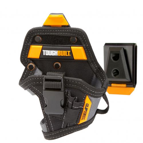 Toughbuilt CT-20-S Gürtelholster für Akkuschrauber kompakt