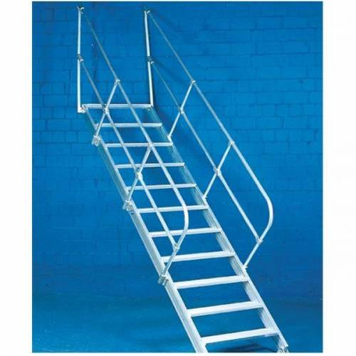 C.O.Weise GmbH&Co.KG Weise Treppe ohne Handlauf 6