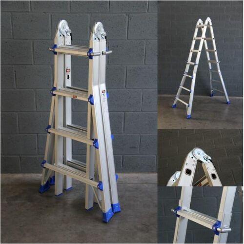 ASC Teleskopleiter ASC 4 x 4