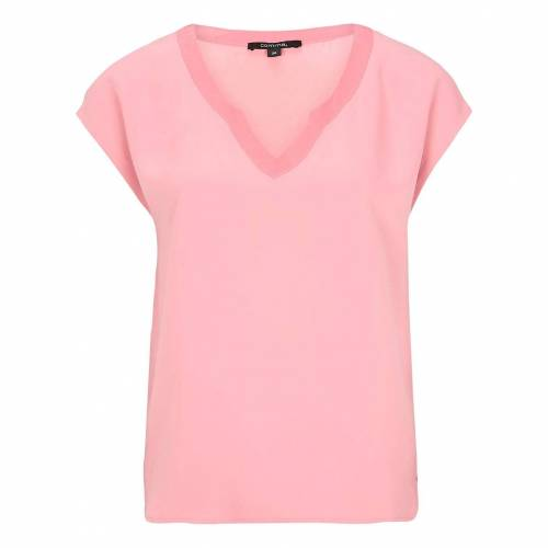 Comma CI Comma Shirt - Damen - rosa in Größe 34