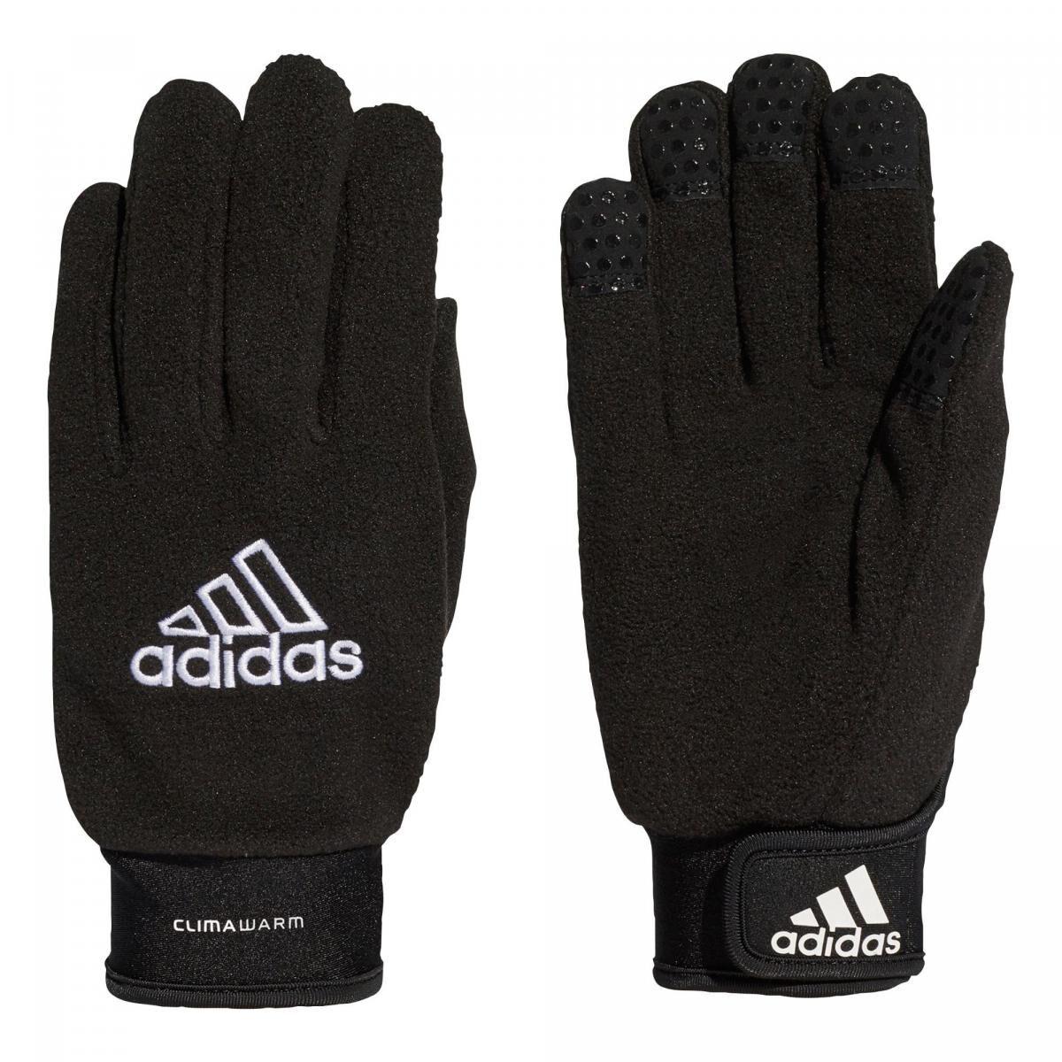 Adidas Handschuhe - Unisex - black/white in Größe 11