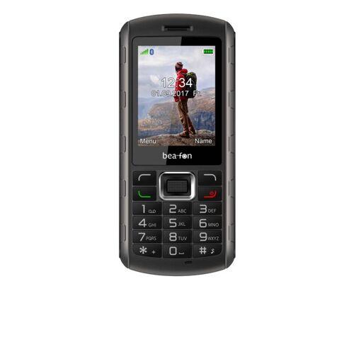Bea-fon Outdoor Handy IP68 mit Bluetooth, Kamera, Taschenlampe.