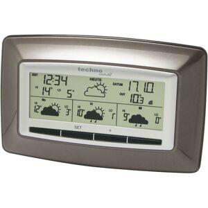 Techno Line WetterDirekt Station WD 4005 mit Mehrtagesvorhersage der Wettersituation