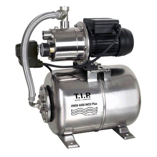 T.I.P. Hauswasserwerk Edelstahl HWW 4400 Inox Plus