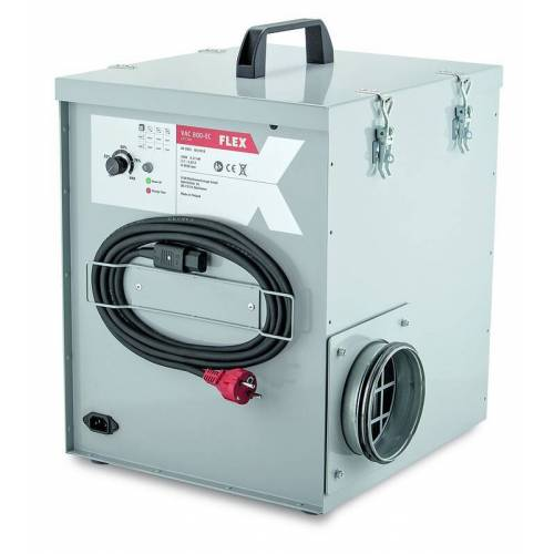 Flex Luftreiniger VAC 800-EC