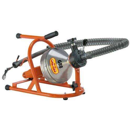 Cabere Rohrreinigungsmaschine G88 für Rohre von 40 - 50 mm