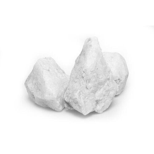Gartenmeister Gabionensteine Kristallquarz, 100-200, 500 kg Big Bag