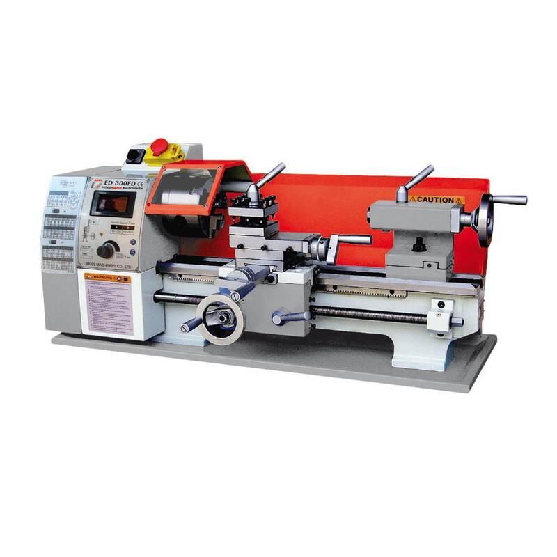 Holzmann Tischdrehmaschine ED300FD 230V