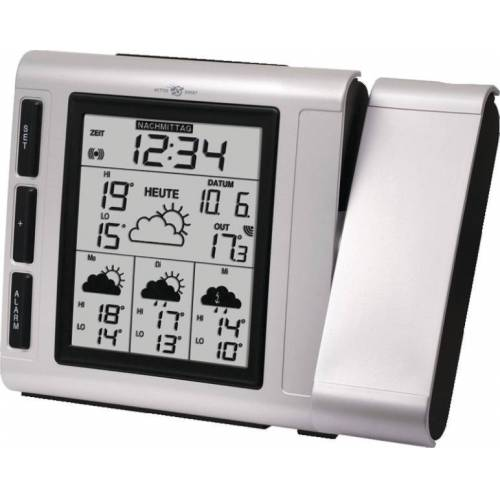 Techno Line Projektionswecker WD 450 mit Wettervorhersage