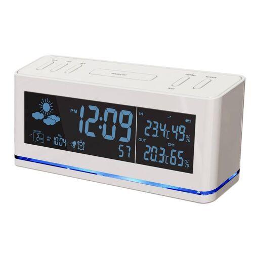 Techno Line Wecker WS 6850 mit Wettervorhersage