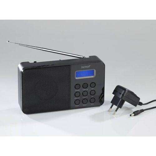Denver Digitales DAB+ Radio mit UKW