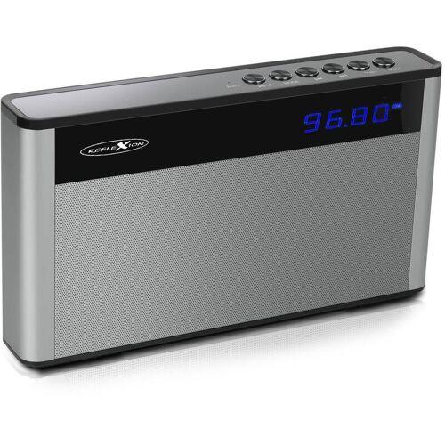 Reflexion Bluetooth-Lautsprecher mit Radio, USB, Mikro-SD-Kartenleser und AUX-IN