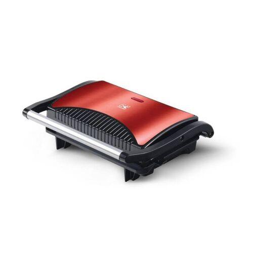 Kalorik Kontaktgrill TKG SWP 1050 R, Rot, 750 Watt