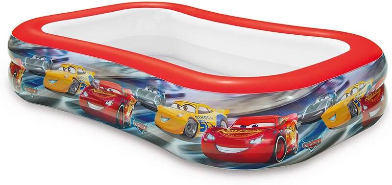 Intex Swimcenter Cars Planschbecken Pool (262 x 175 x 56 cm)