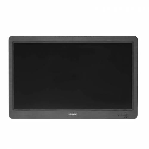 Denver Tragbarer LED TV mit 10,1 Bildschirm mit DVB-T2 Tuner