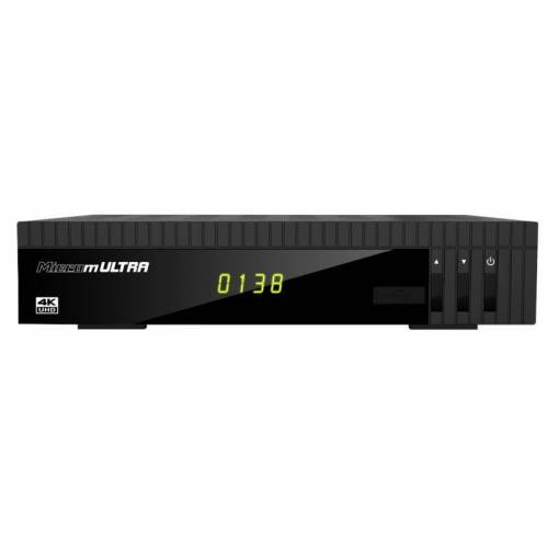 microelectronic Sat Receiver 4K UHD Miro mUltra