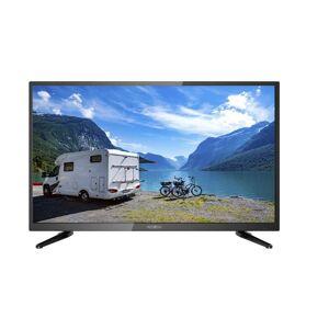 Reflexion LED TV 40 mit integriertem DVD-Player, DVB-S2, DVD-C, DVD-T2 HD und Analog Kabel