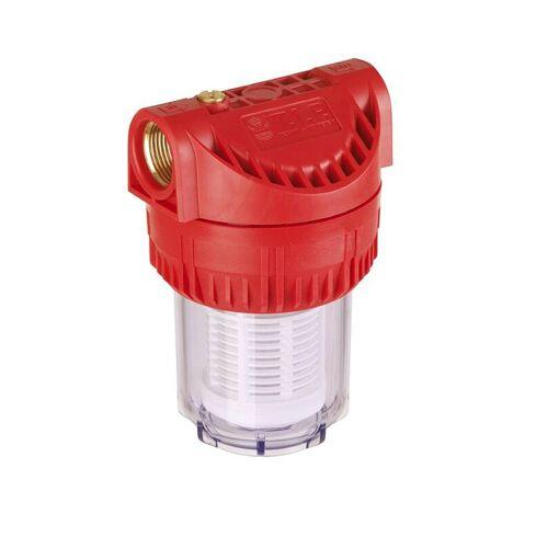 T.I.P. Vorfilter für Garten Pumpen und Hauswasserwerke 12,7 cm (5 Zoll), Wasserdurchfluss bis 7.000 l/h