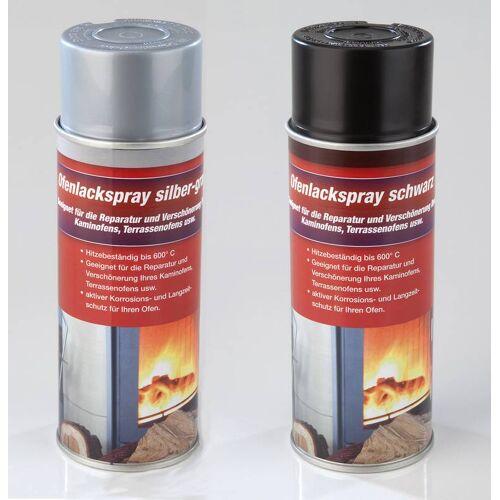 Ofenlack, schwarz, 400 ml Spraydose, Hochtemperaturspray bis 600°C